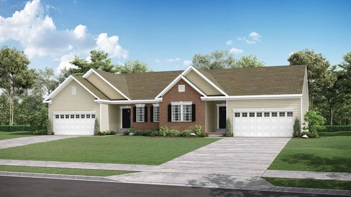 Ready To Build Home In Oakmont Heights Community
