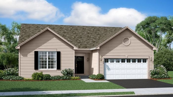 Ready To Build Home In Raintree Village Community