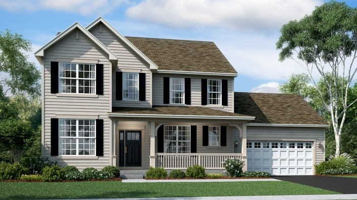 Ready To Build Home In Raintree Village - Single Family Community