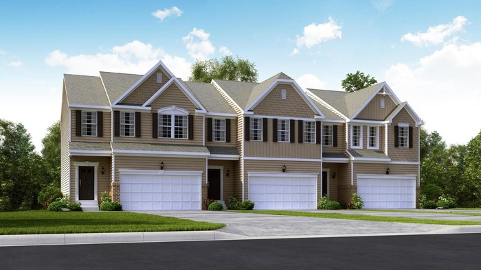 Ready To Build Home In Canterbury Woods Community