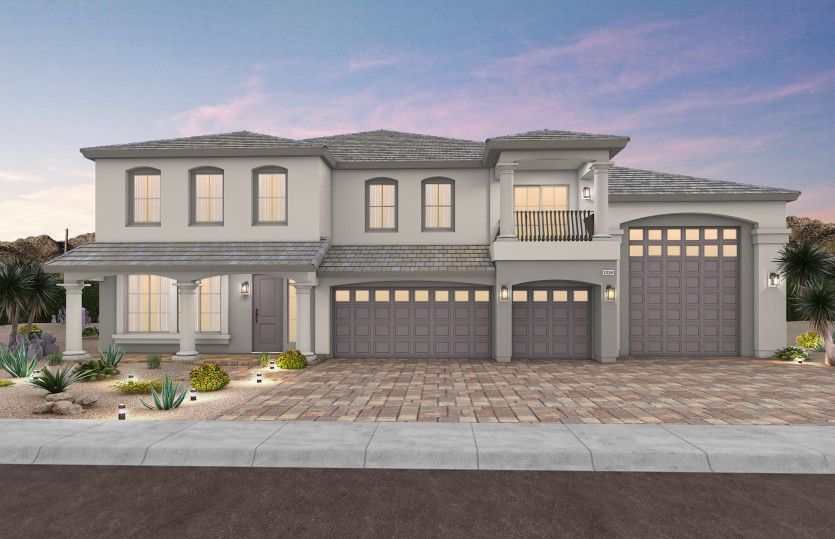 Ready To Build Home In Rainbow Crossing Elite Community