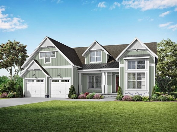 Ready To Build Home In Coursey's Point Community