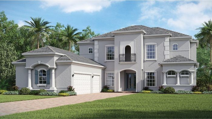 Ready To Build Home In Markland - Markland - Elite Collection Community
