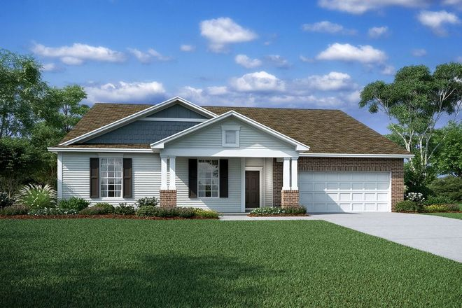Ready To Build Home In Ramsey's Glen Community
