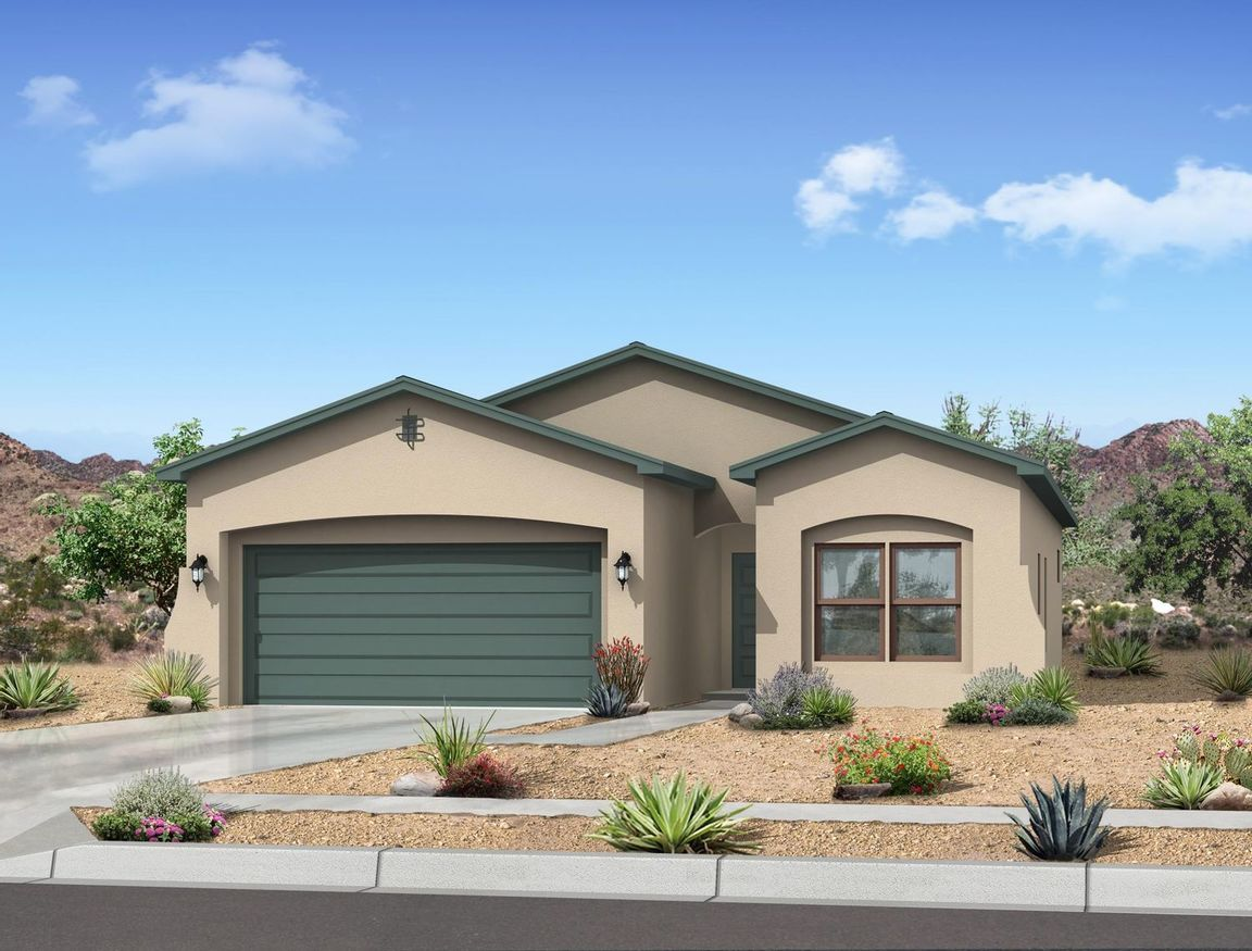 Ready To Build Home In Milagro Mesa Community