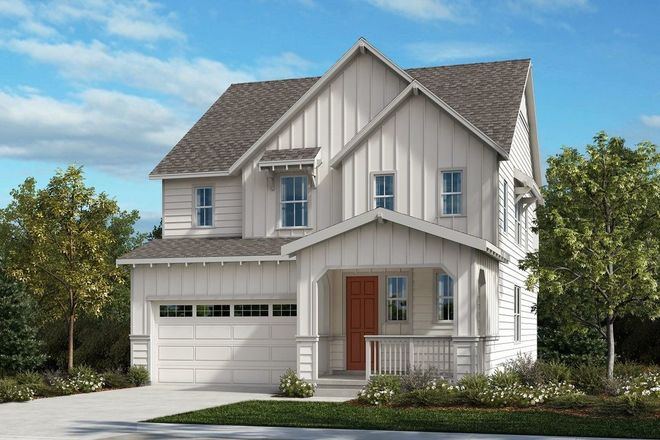 Ready To Build Home In The Canyons - Classic Collection Community