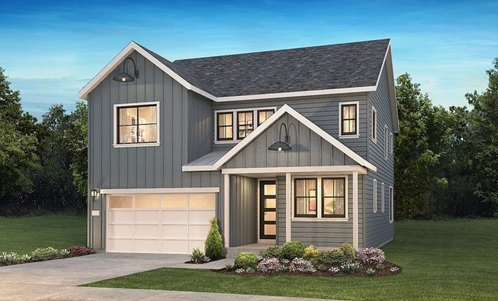 Ready To Build Home In Harmony at Solstice Community