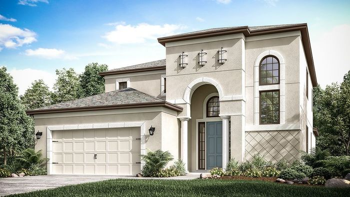 Ready To Build Home In Grandview at The Heights Community
