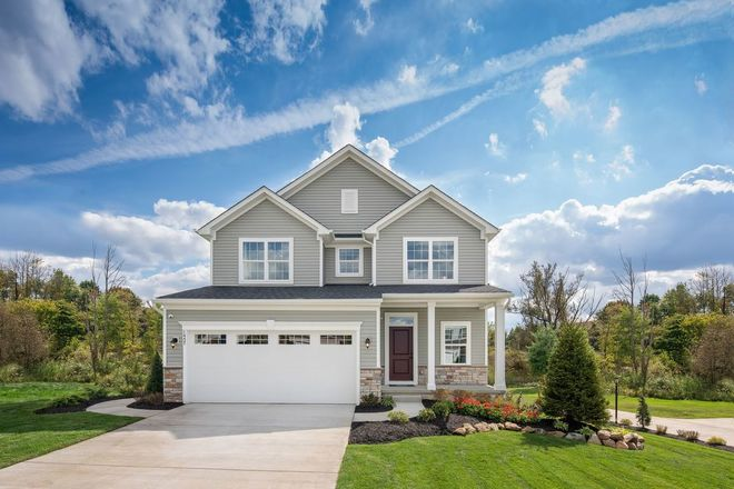 Ready To Build Home In Creekside at Beresford Community