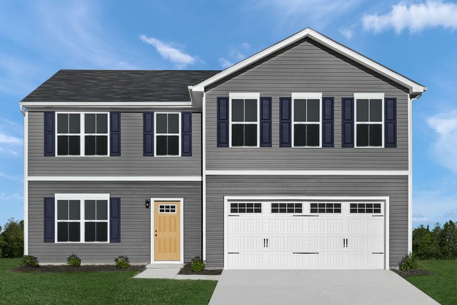 Ready To Build Home In Ridgeview Community