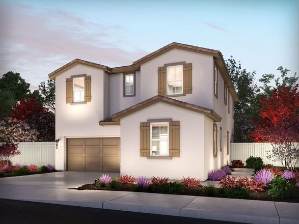 Ready To Build Home In Solorio Community