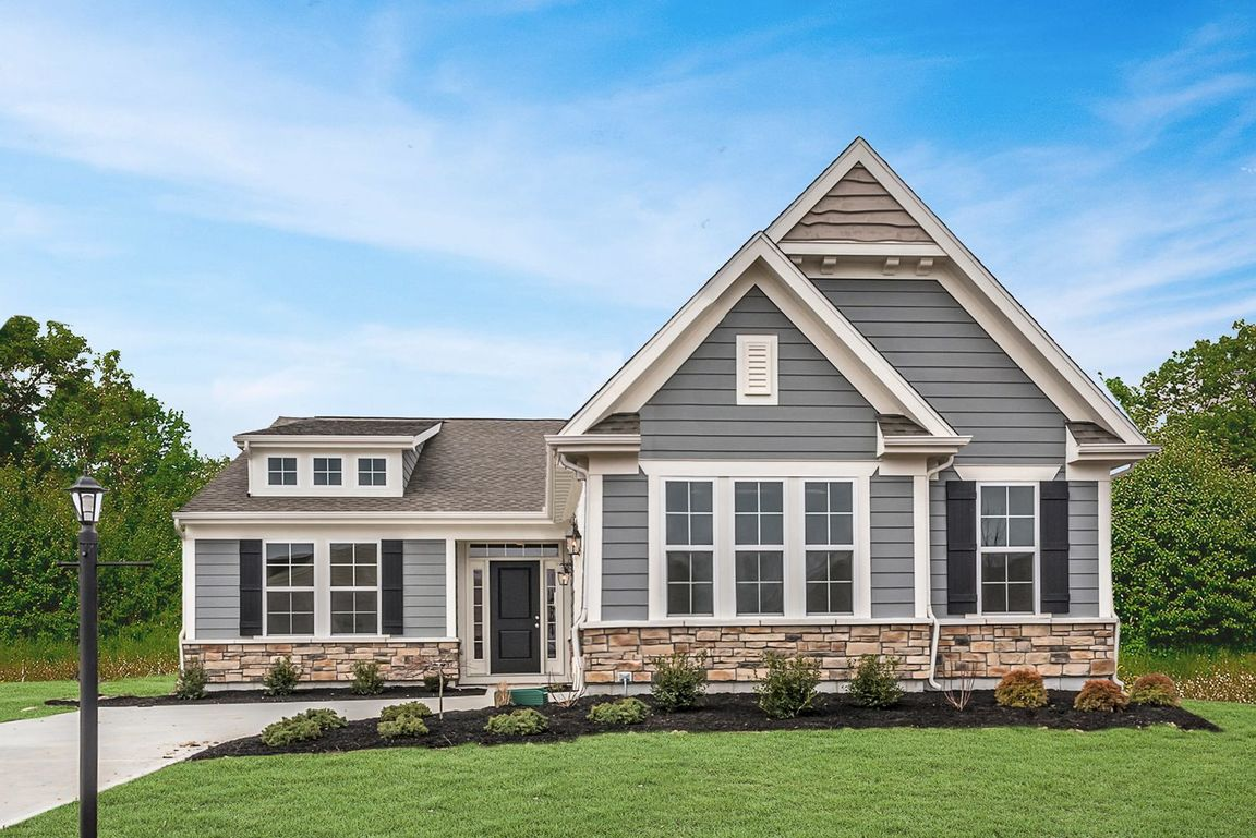 Ready To Build Home In Providence Community