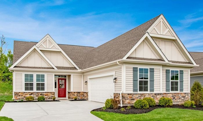 Ready To Build Home In Retreat At Mill Grove Community