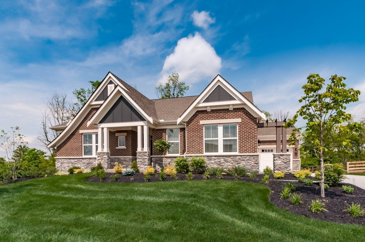 Ready To Build Home In Lexington Run - Derby Place Community