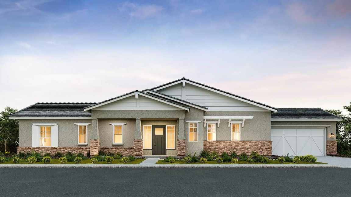 Ready To Build Home In Sterling Grove - Concord Collection Community