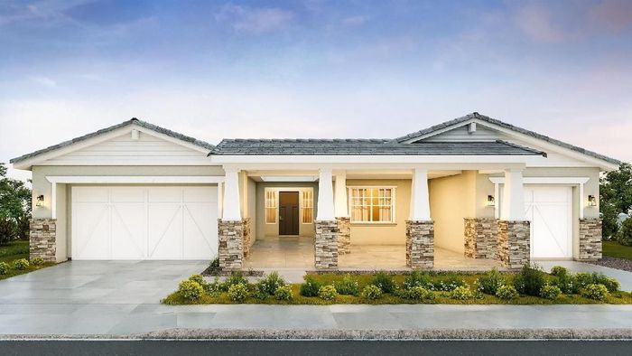 Ready To Build Home In Sterling Grove - Napa Collection Community