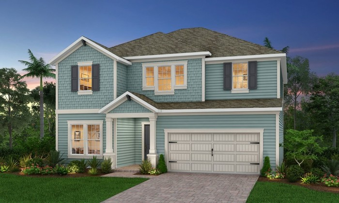 Ready To Build Home In Markland - Markland - Imperial Collection Community