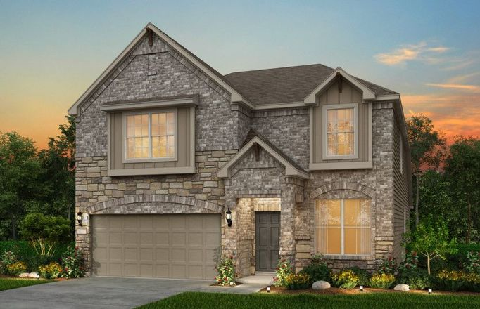 Ready To Build Home In Southglen Community