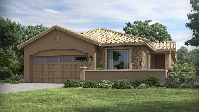Ready To Build Home In Cadence - Discovery Phase II Community