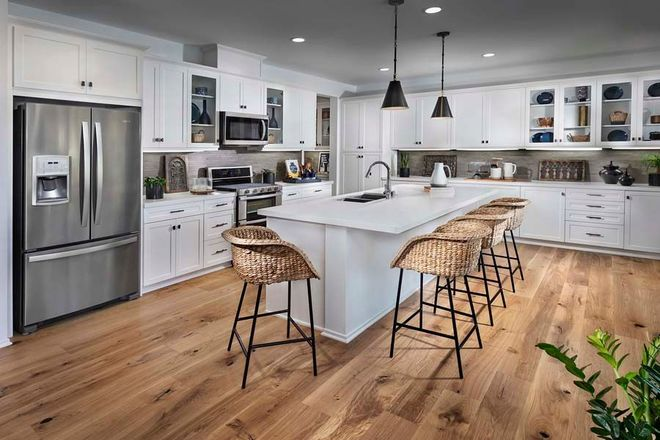 Ready To Build Home In Savannah Collection at Audie Murphy Ranch Community