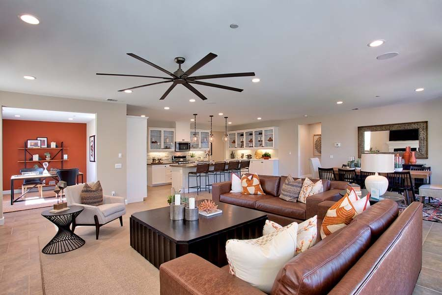 Ready To Build Home In Agave Collection at Spencer's Crossing Community