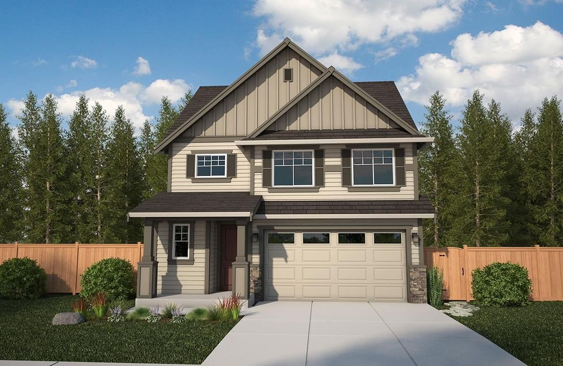 Ready To Build Home In Saratoga Community