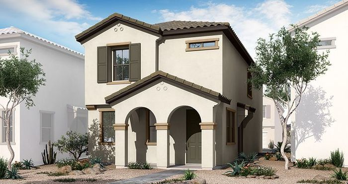 Ready To Build Home In Village at Heritage Crossing Community