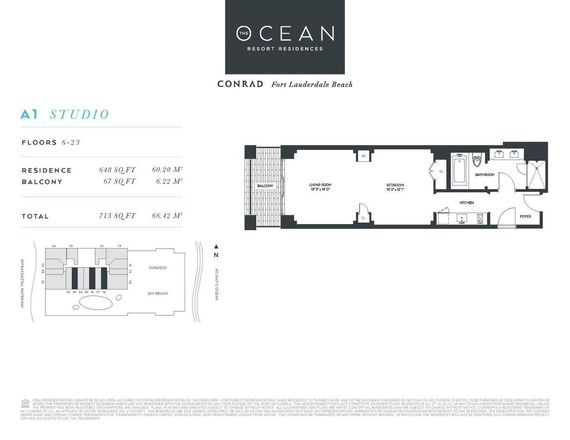 Move In Ready New Home In The Ocean Resort Residences Conrad Community