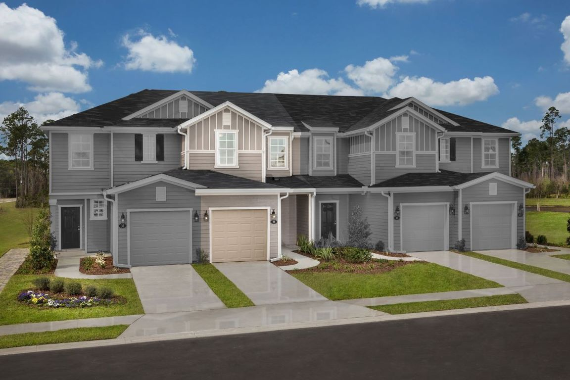 Ready To Build Home In Orchard Park Townhomes Community