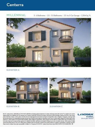 Ready To Build Home In Centerra Community