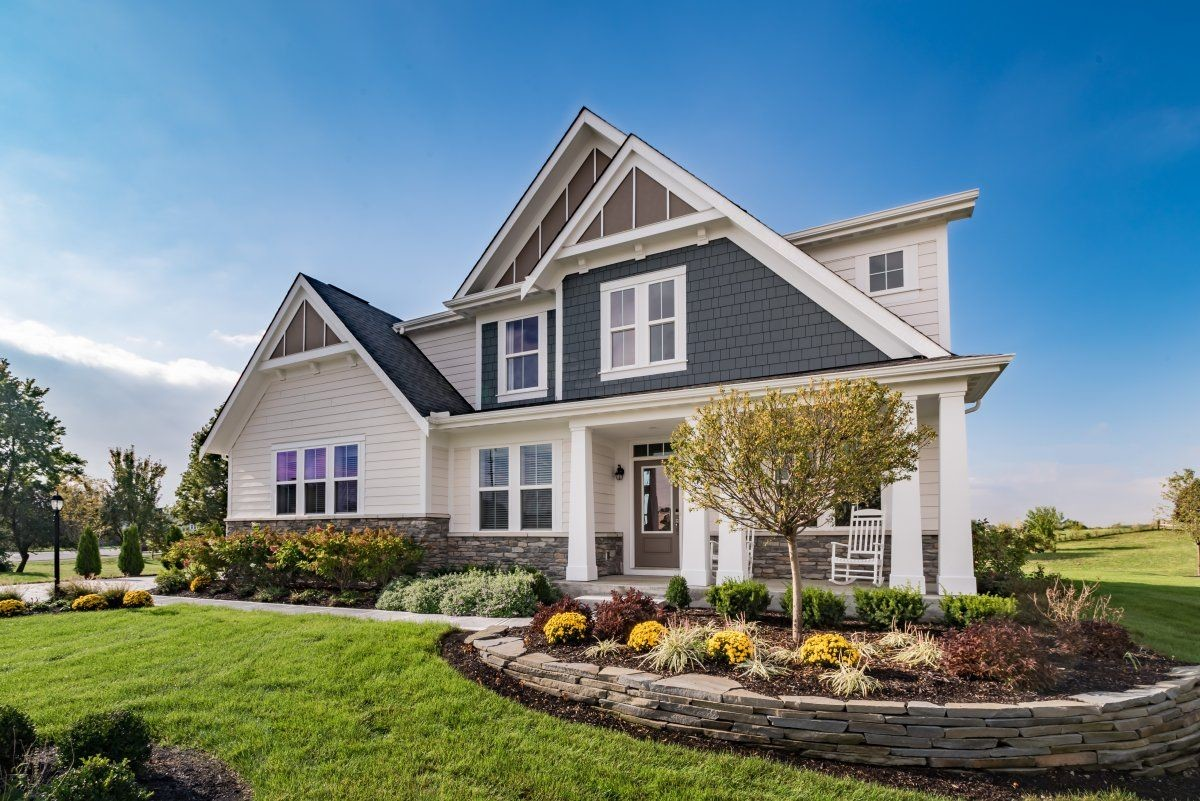 Ready To Build Home In Heritage Preserve Community