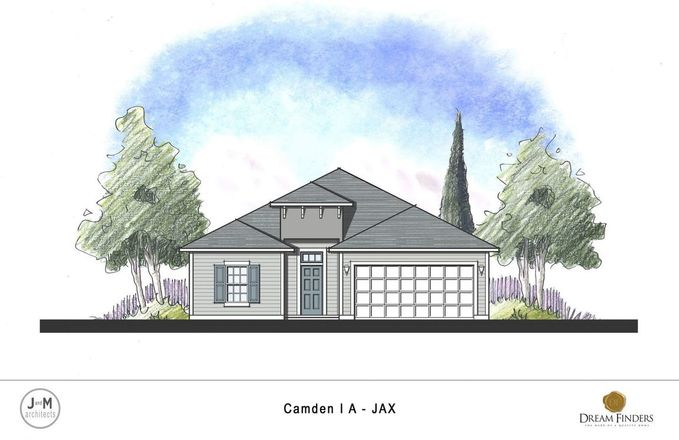 Ready To Build Home In Wilford Preserve Community