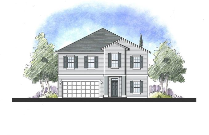 Ready To Build Home In Eagle Landing Community