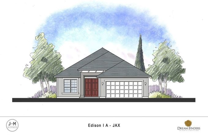 Ready To Build Home In Grand Landings Community