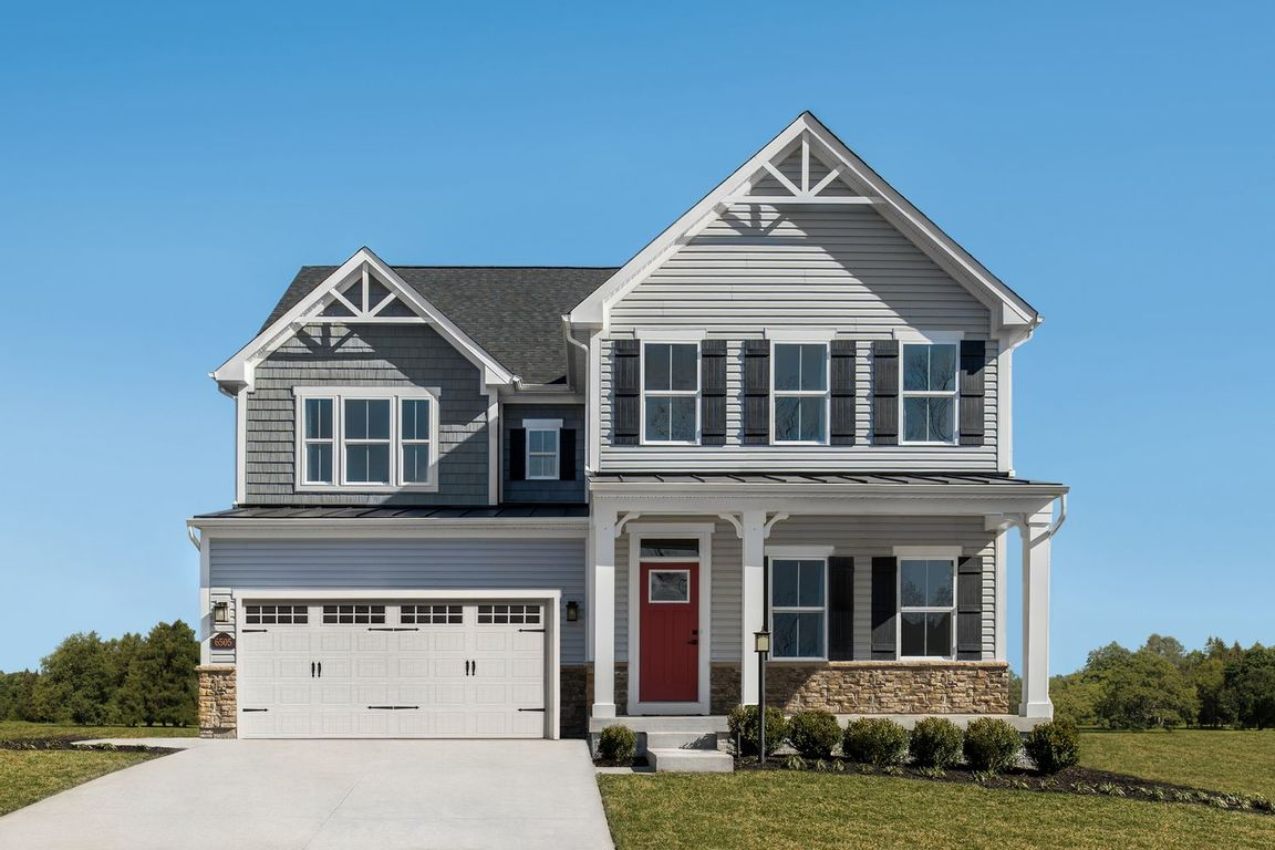Ready To Build Home In Stone Hill Meadows Community