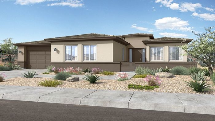 Ready To Build Home In Ovation at Meridian 55+ Community