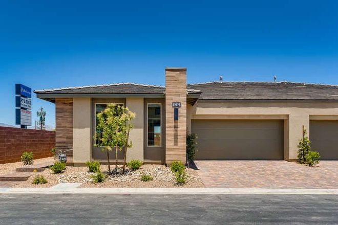 Ready To Build Home In Jade Ridge in Summerlin Community