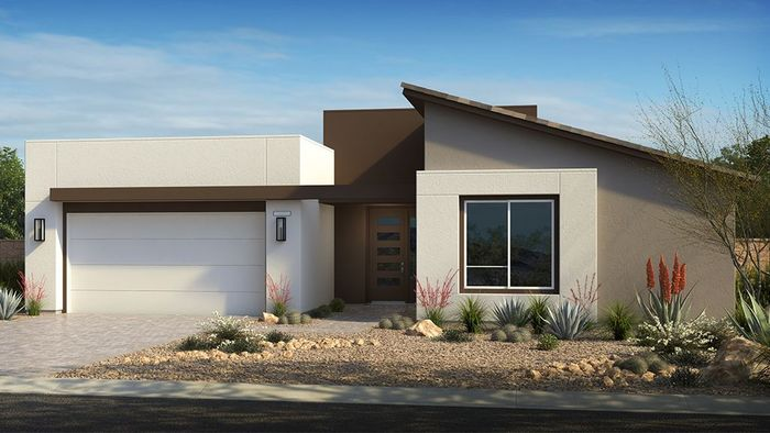 Ready To Build Home In Ovation at Mountain Falls Community