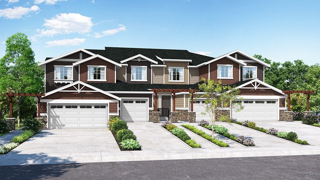 Ready To Build Home In Sunridge Townhomes Community