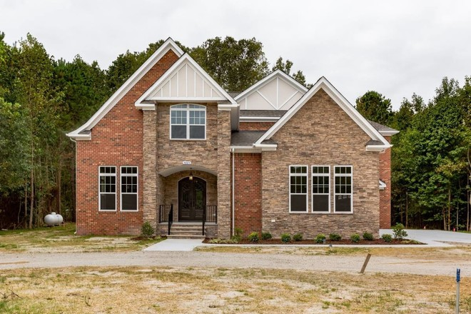 Ready To Build Home In Build On Your Lot in Virginia Beach Community