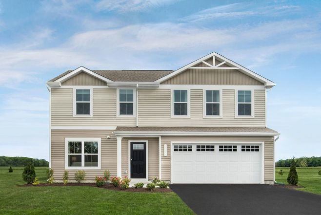 Ready To Build Home In Meadows at Balmorea Community