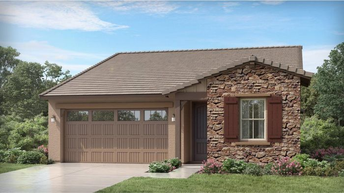Ready To Build Home In Cortona - Discovery Community