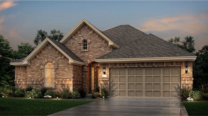 Ready To Build Home In Dellrose - Fairway Collections Community