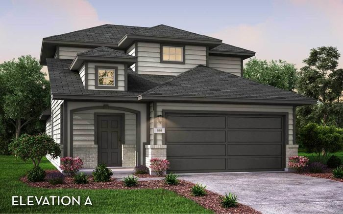 Ready To Build Home In Windrow Community