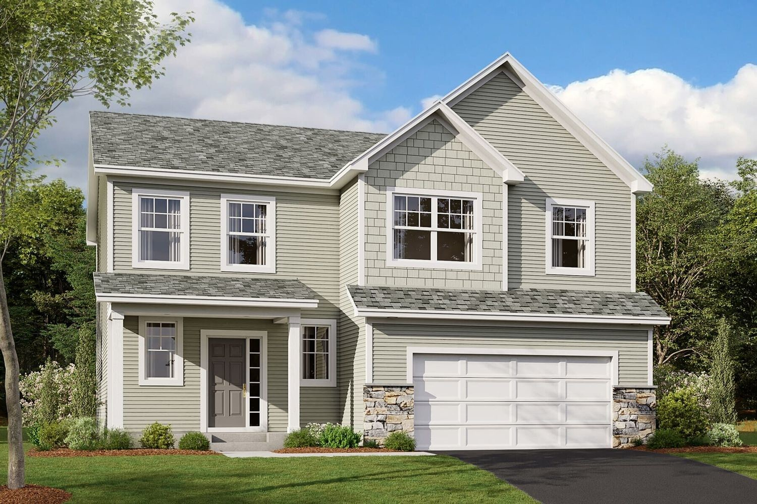 Ready To Build Home In North Creek Community