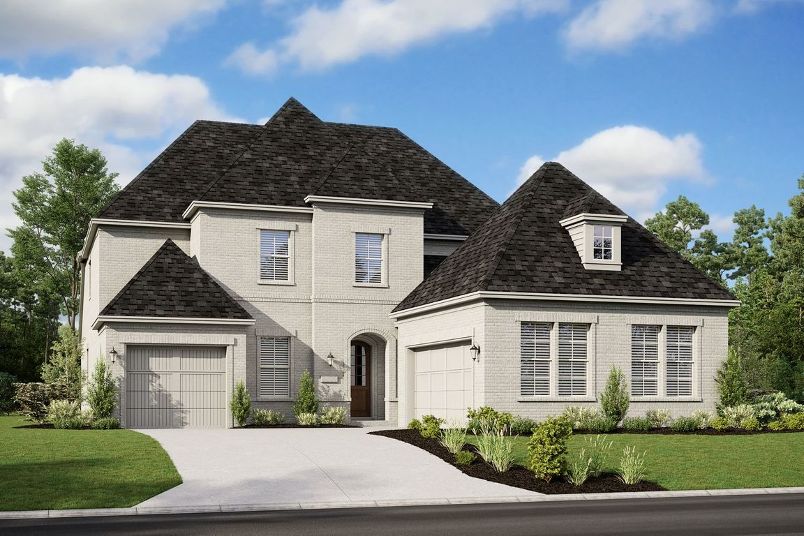 Ready To Build Home In Concordia Community
