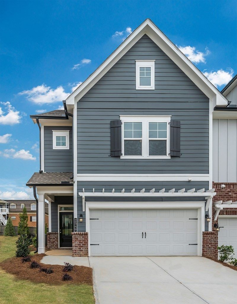 Ready To Build Home In Woodbury Community