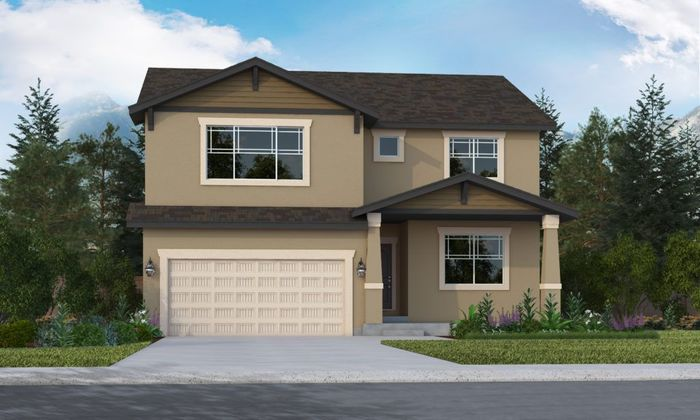 Ready To Build Home In North Fork at Briargate Community