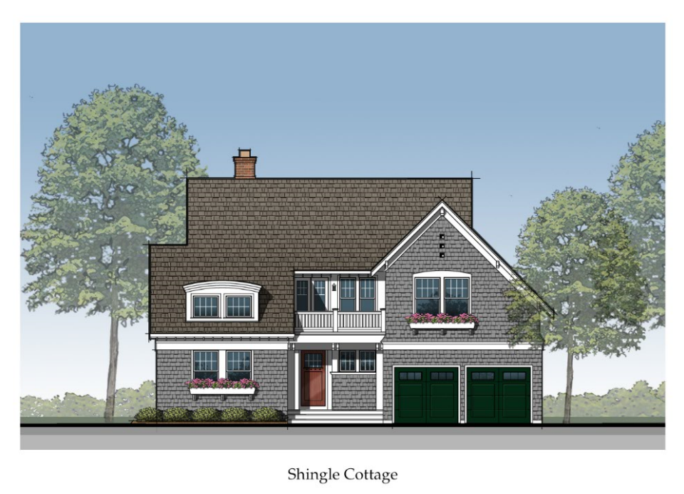Ready To Build Home In Snug Harbor VIllage Community