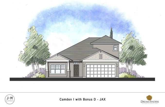 Ready To Build Home In Beacon Lake 53' Homesites Community